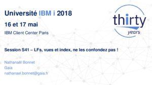 Icon of S41 - LFs, Vues Et Index  Ne Les Confondez Pas