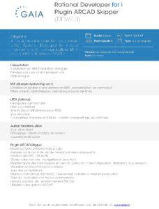 Icon of DEV610 Rational Developer For I Plugin Arcad Skipper