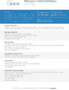 Icon of DB2700 DB2 Admin