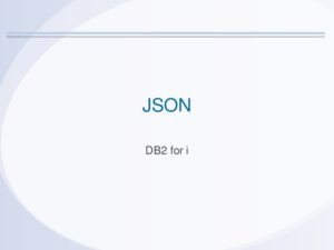 Icon of JSON